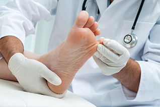Nerve Disorders of the foot